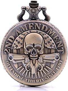 Best 2nd amendment necklace Reviews