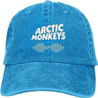 Arctic-Monkeys Adjustable Denim Hats