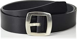 Calvin Klein Women's Smooth Matte Leather Belt