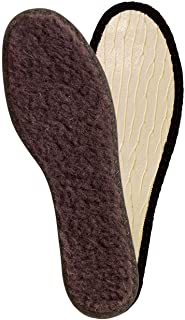 LAMBSWOOL WINTER INSOLES For Boots Or Shoes, Insole Replacement For Man And Woman, Lambskin Inner Soles, Shoe inserts Acce...
