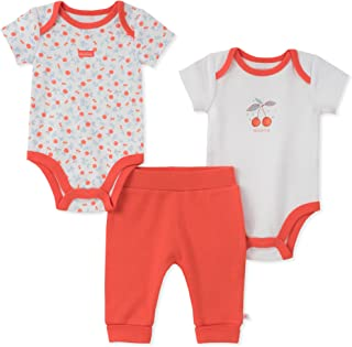 Baby Girls Creeper Pant Set