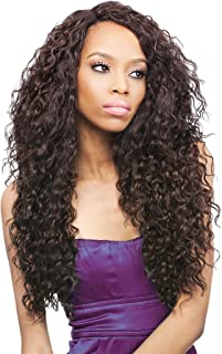 outre synthetic batik lace front peruvian wig