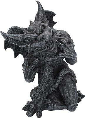 Nemesis Now Trust Me 24cm Figurine, Black, One Size