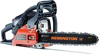Remington 41AY4216983 RM4216CS 42cc Full Crank 2-Cycle Gas Powered Chainsaw 16-Inch Bar,..