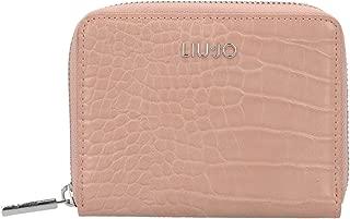 Luxury Fashion | Liu Jo Womens AA0158E008441310 Pink Wallet |