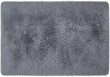 Artiss 140x200cm Ultra Soft Shaggy Rug Large Floor Carpet Anti-Slip Area Rugs