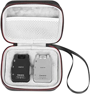 LuckyNV EVA Carrying Case for Getaria/Muslady 2.4GHZ Wireless Guitar System