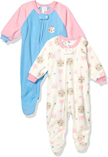 Baby Girls' 2-Pack Blanket Sleeper