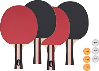 STIGA Performance Table Tennis Set (4 Player Set)