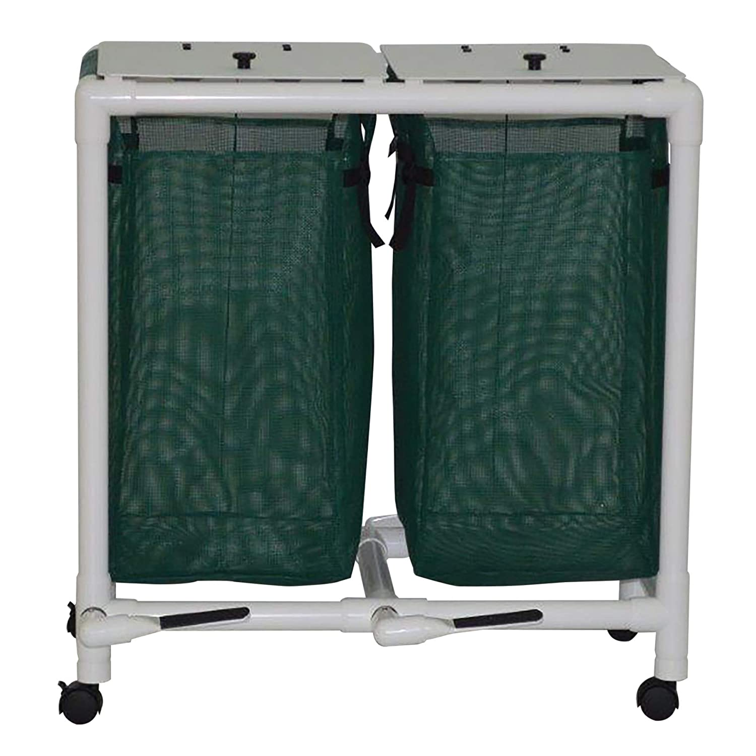 In a popularity MJM International E218-D-2TW-FP Echo Jumbo New mail order Double Hamper with Fo