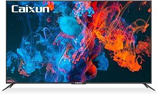 Caixun EC65E1A, Smart TV 4K UHD HDR de 65 pulgadas, Android TV con Google Assistant (Control de Voz), Chromecast Integrad...
