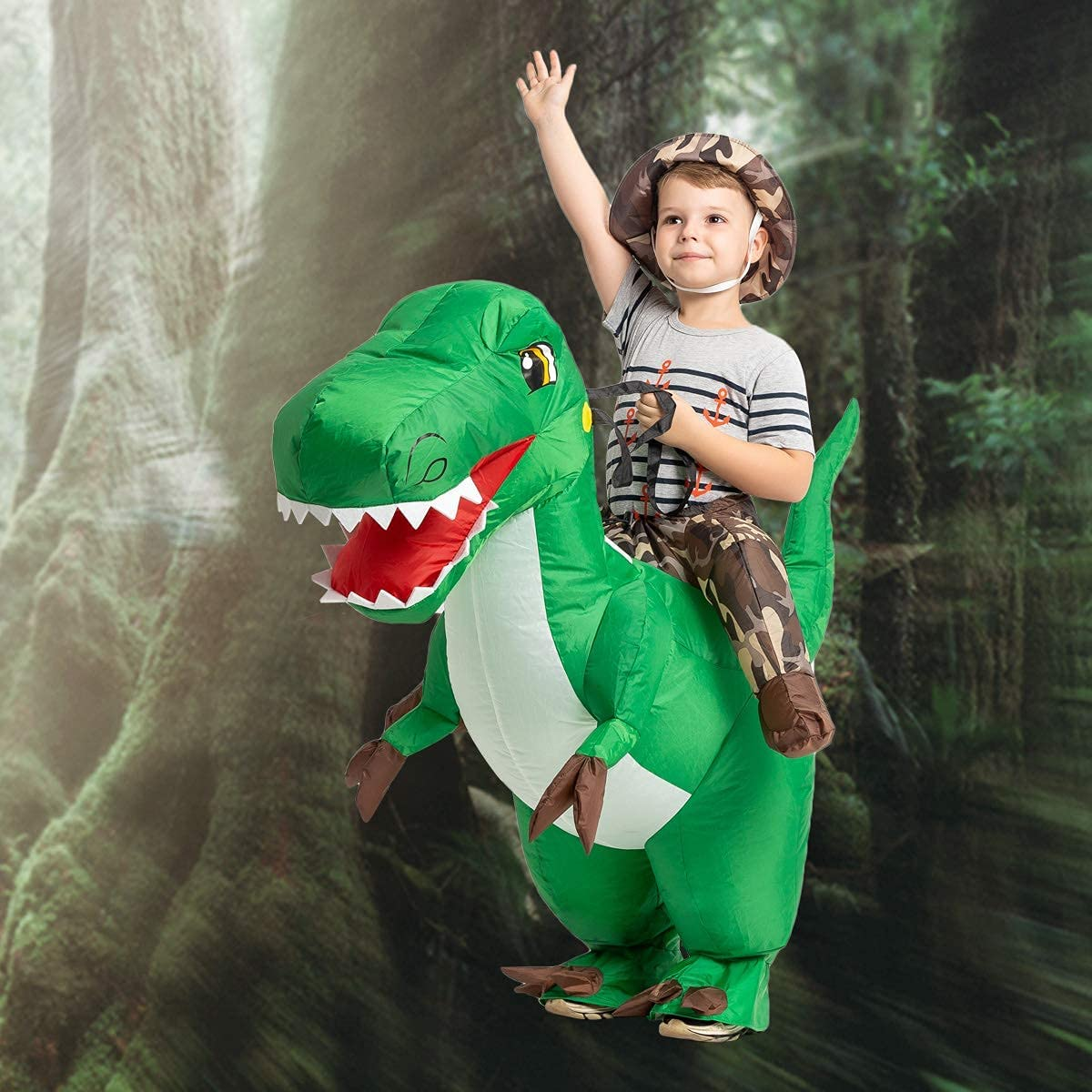 Kids' Halloween Costumes for Getting Into the Spooky Spirit