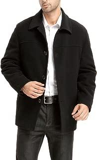 Men's Matthew Wool Blend Car Coat (Regular Big & Tall)