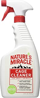 Nature's Miracle Small Animal Cage Cleaner 709 ml