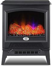 calefactor portátil Calentadores calentadores for el hogar,estufas,chimeneas,calentadores eléctricos,ventiladores calientes,estufas,15-25 metros cuadrados,recomendados termostato del radiador