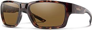 Smith Outback Chroma Pop Polarized Sunglasses, Matte Black