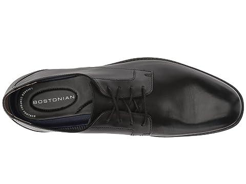 Garian Bostonian Tan LeatherBritish Plain Leather Black dHrRqwH1x