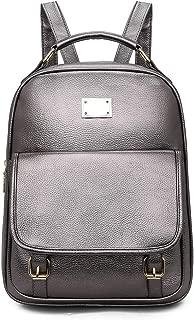 Anti Theft Backpack, Leather Rucksack Women Backpack Schoolbag Girl Ladies Rucksack Casual Shoulder Bags School Backpacks Daypack