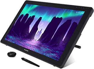 2020 HUION KAMVAS 22 Graphics Drawing Tablet with Screen Support Battery-free Stylus 8192 Pen Press Tilt Standable Adjustable - 21.5 اینچ
