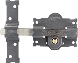 WOLFPACK LINEA PROFESIONAL 3102110 B-2 sleutel met 2 zijden, 183 mm, ronde cilinder, 50 mm