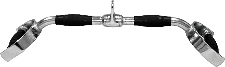 CAP Barbell Deluxe Pro-Style LAT Bar, 28-Inch