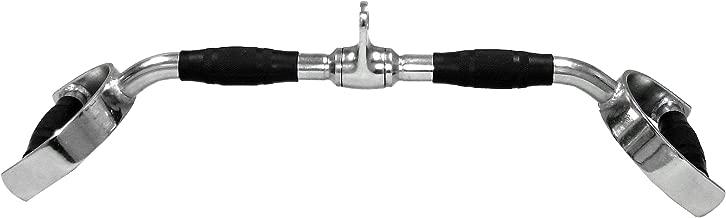 CAP Deluxe 60cm Straight Pro-Style Bar, Cable Attachment