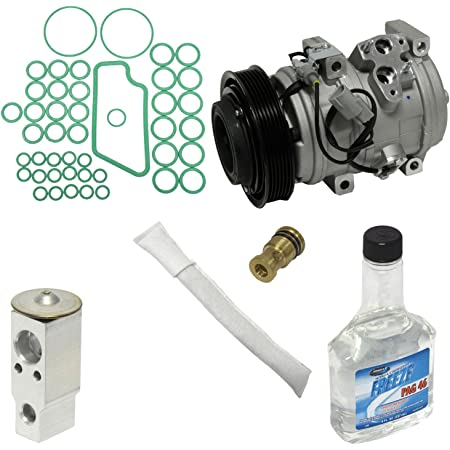 Universal Air Conditioner KT 1217 A//C Compressor and Component Kit
