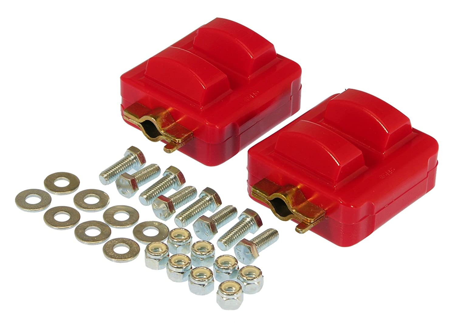 Prothane 7-512 Red Motor Mount Kit