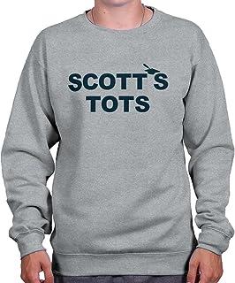 Brisco Brands Manager Tots Funny TV Show Comedy Gift Crewneck Sweatshirt