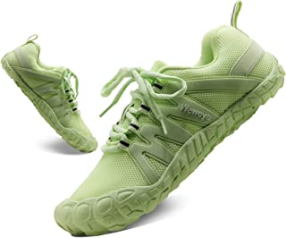 Wide Toe Box Barefoot Shoes for Women Minimalist Running Cross Training Shoe