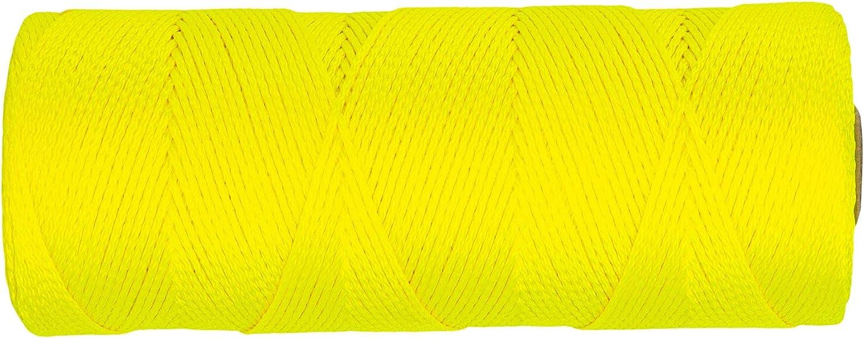 SALENEW very popular! SGT KNOTS #18 Braided Mason Line Masonry Pro String - Nylon New item DIY
