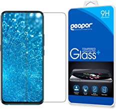 Geapor for VIVO S1 V1831T / VIVO Z5x Tempered Glass Screen Protector, Anti-Scratch, Bubble-Free