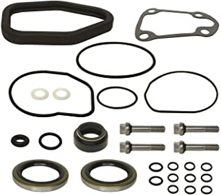 GLM Lower Unit Gearcase Seal Kit for Johnson Evinrude 40HP E-Tec 2004-2005, 50HP 3 Cyl 1995-2001, 60, 65, 70, 75 hp 3 Cyl 1978-2001 Replaces 396349 18-2660