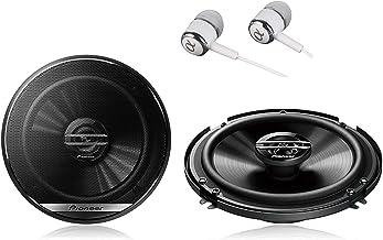 "$33 » Pioneer TS-G1620F 600 Watts Max Power 6-1/2"" 2-Way G-Series Coaxial Full Range Car Audio Stereo Speakers (Renewed)"