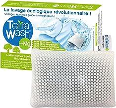 Terra Wash - Le sachet écologique et économique qui remplace la lessive pendant 1 an