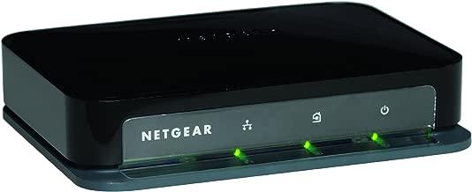 NETGEAR Powerline AV Adapter with Ethernet Switch