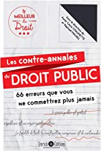 Les contre-annales du droit public (French Edition)
