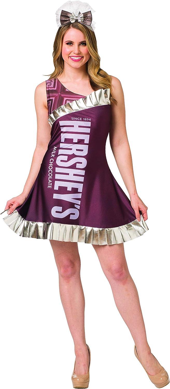 Women's Hersheys Bar Costume