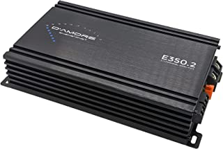 $217 » Sponsored Ad - E350.2 High Efficiency 2 Channel Amplifier with Clean D Technology with Full Range Stereo or Mono Amplifie...