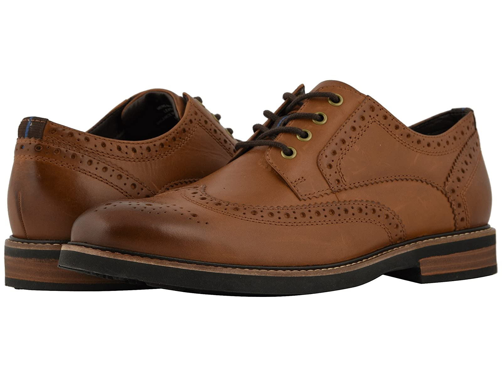 Nunn Bush Oakdale Wingtip Oxford with KORE Walking Comfort TechnologyAtmospheric grades have affordable shoes