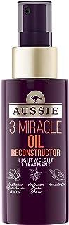 Aceite acondicionador 3 Miracle Oil Reconstructor de Aussie para pelo dañado, 100ml.