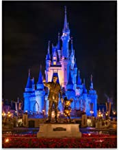 It Was All Started By a Mouse - 11x14 Unframed A Print - Makes a Great Gift Under $15 for Disney Fans