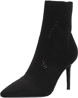 Charles by Charles David Women's Venus Fashion Boot, Black, 6.5 M US