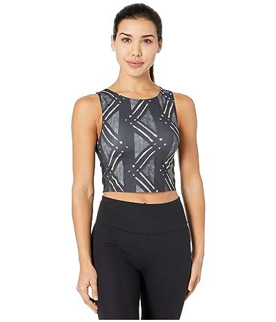 Nike Pro Tank Print (Black/White) Women