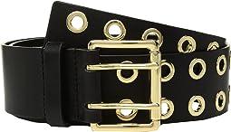 MICHAEL Michael Kors - Multi Grommet Belt