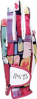 Women's Golf Glove - Glove It - Soft Cabretta Leather Gloves - UV Spectrum Protection - Ladies Performance Grip Gloves for Golfing & Sports