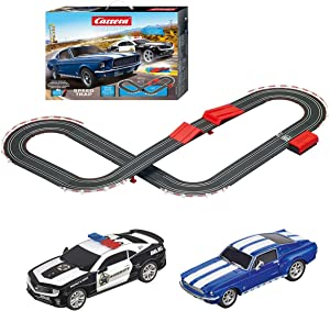 Carrera Slot Car Racing Track Set
