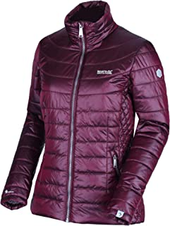 Regatta Womens Metallia Ii Lightweight Water Repellent Down-touch Atomlight Insulated Puffa Jacket Chaquetas acolchadas Mujer