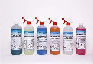 Pack de Limpieza Básico. Incluye Ambientador Cotton. 6