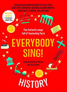 Everybody Sing! History: Five fantastic songs full of fascinating facts